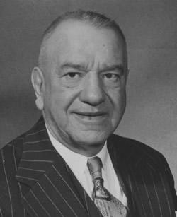 George Whitney Calhoun American sports editor