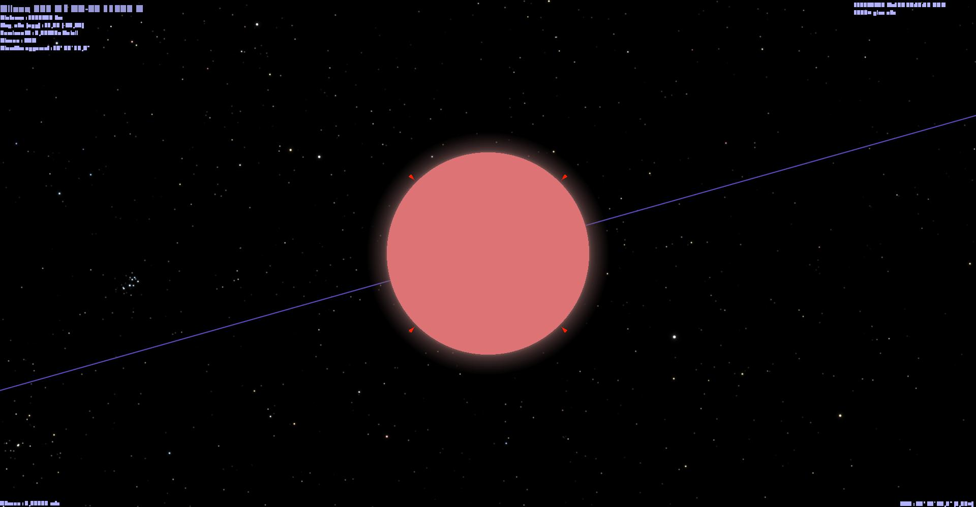 Gliese 667 - Pics about space