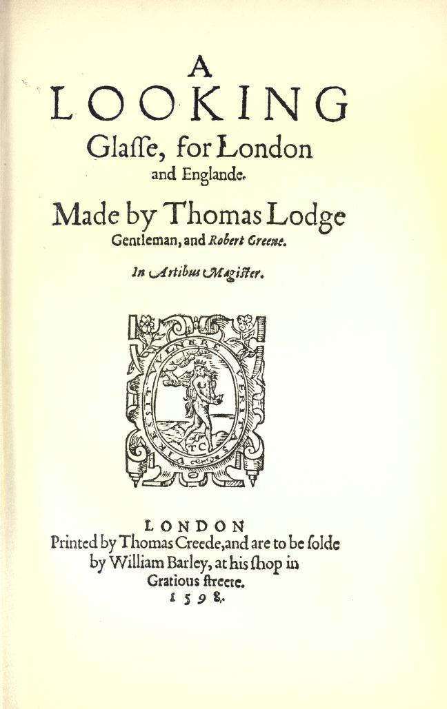 Thomas Lodge Wikipédia