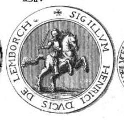 Henry III, Duke of Limburg Duke of Limburg and Count of Arlon