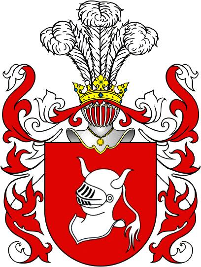 Coat Of Arms Helmet