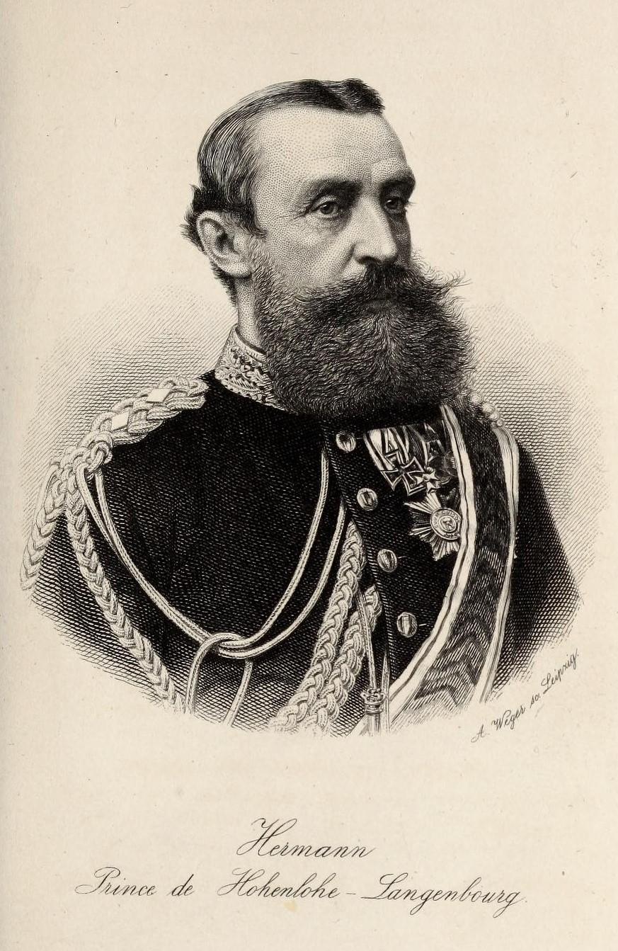 Hermann, Prince de Hohenlohe-Langenbourg, 1882.jpg