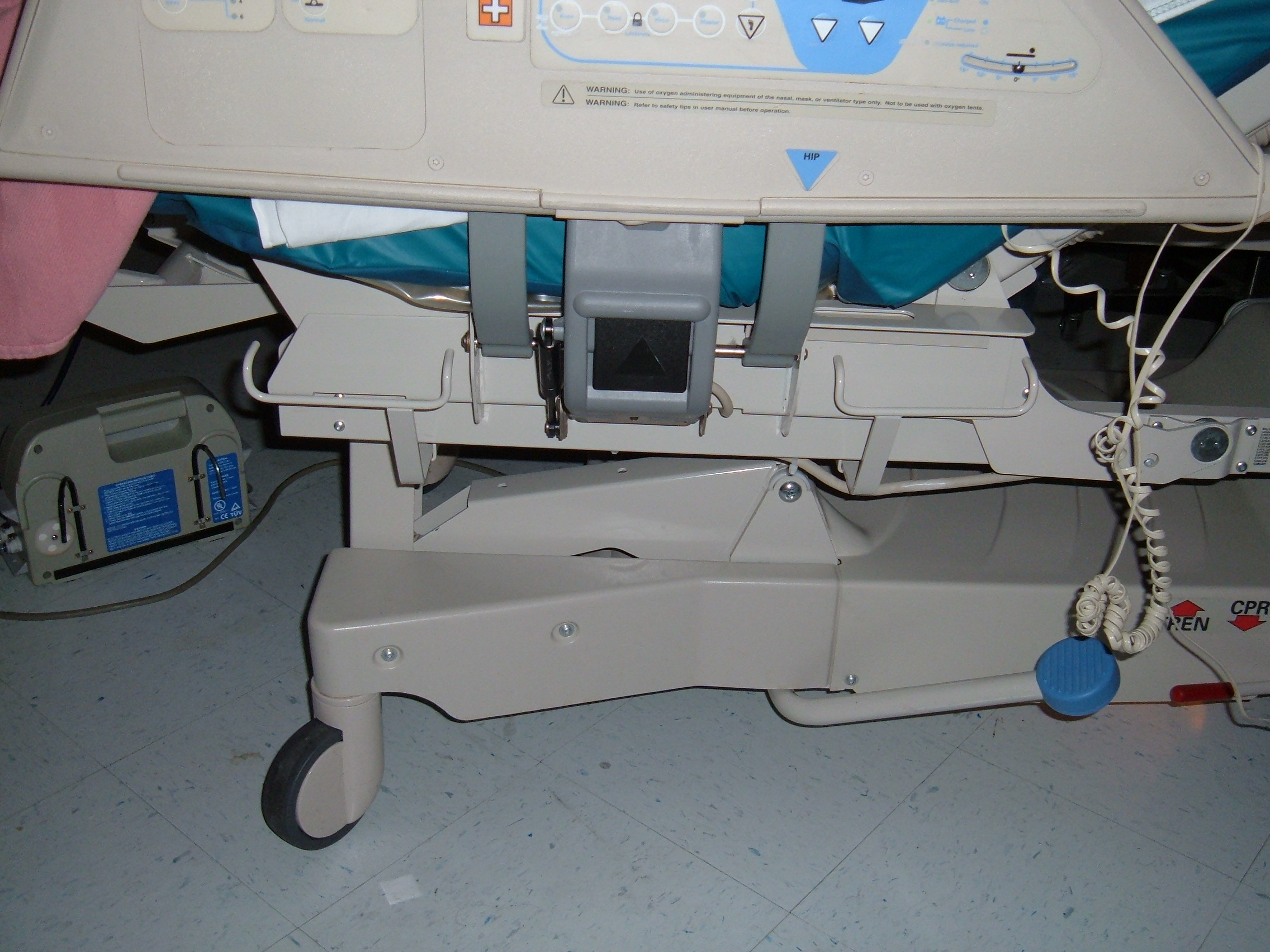 Used Hospital Bed Table