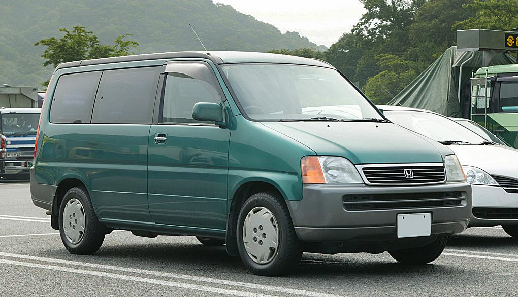 Honda Stepwgn 1