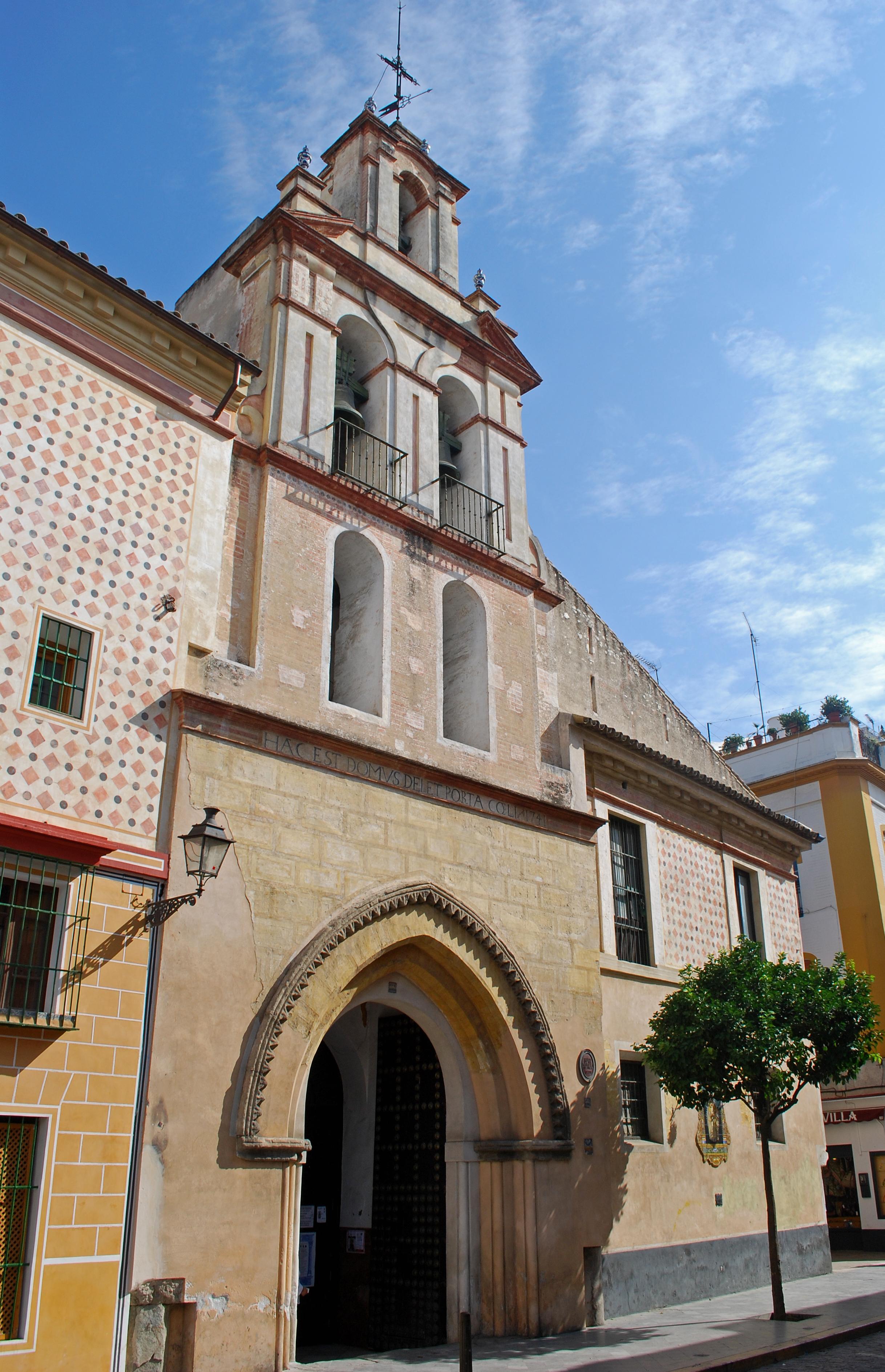 File:Iglesia de Santa María la Blanca, Sevilla.jpg - Wikimedia Commons