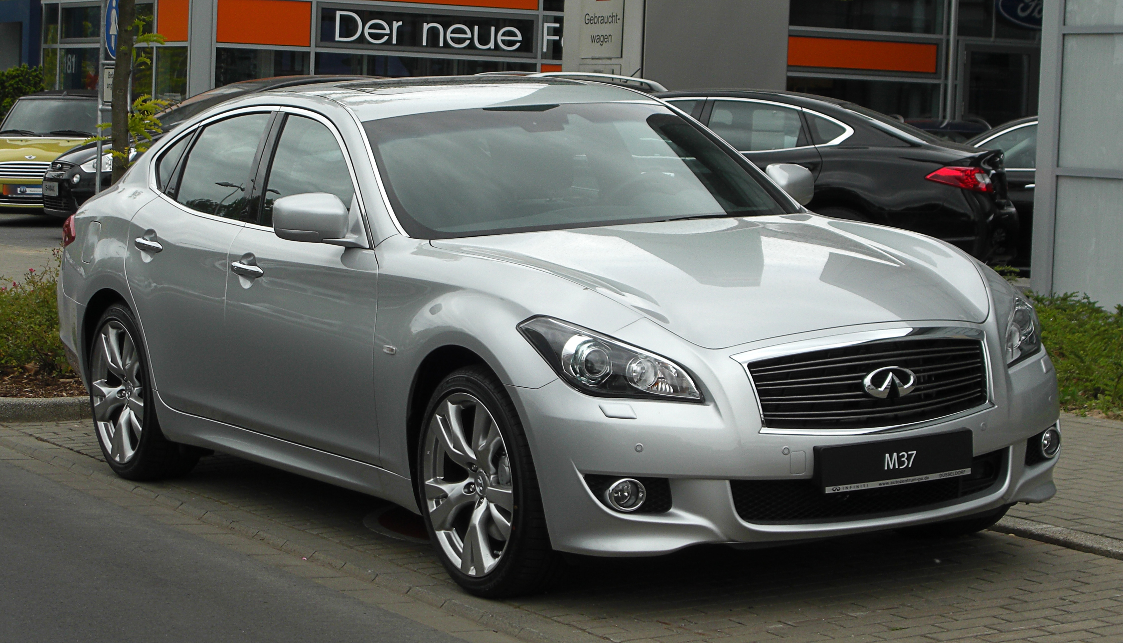 file infiniti m37 s y51 frontansicht 28 mai 2011 d wikimedia commons. Black Bedroom Furniture Sets. Home Design Ideas