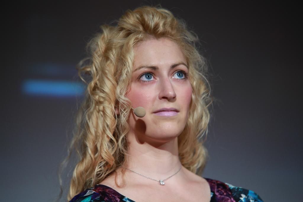 Jane McGonigal - By Avantgame (Own work) [Public domain], via Wikimedia Commons