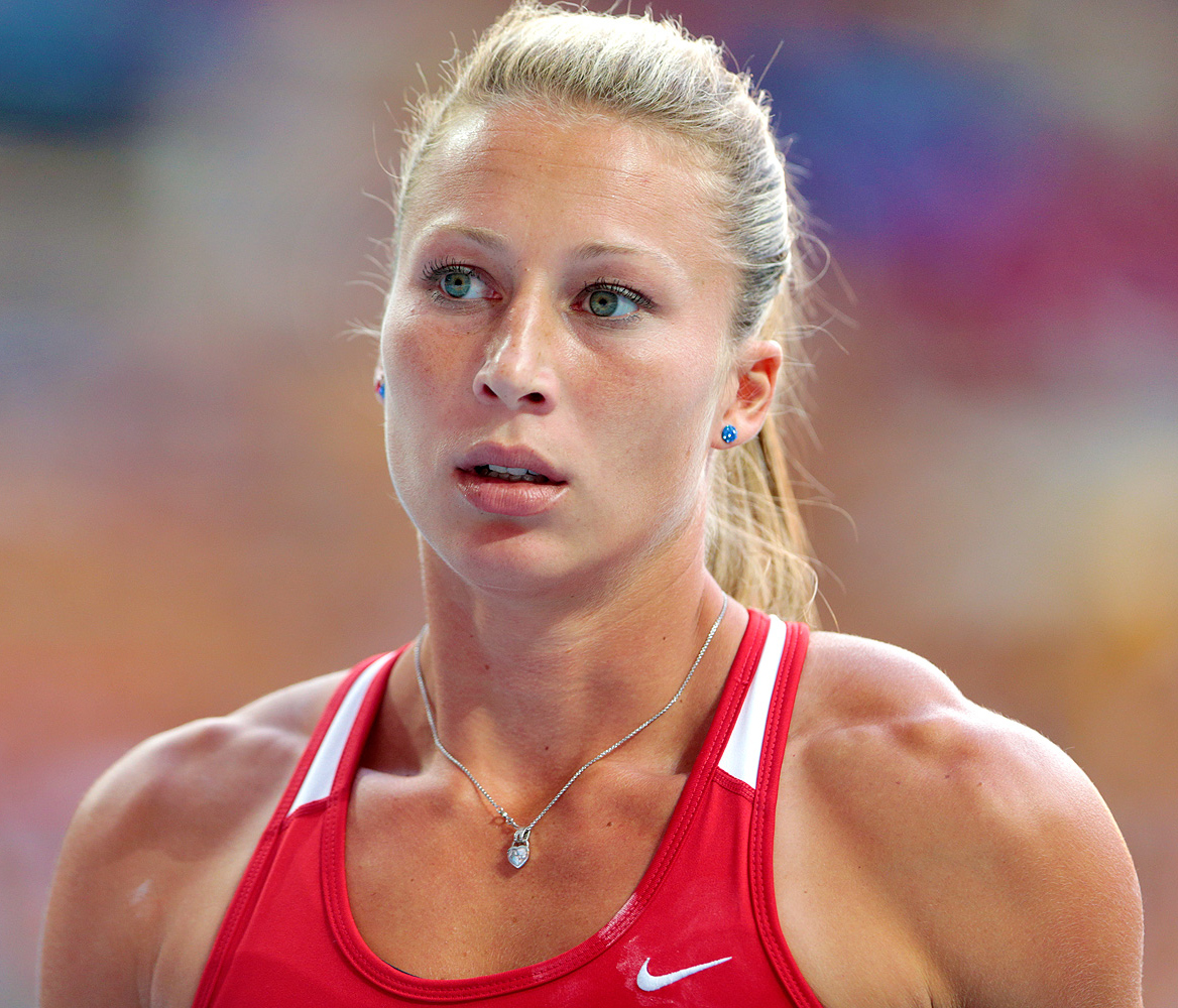 Jiřina Ptáčníková at the [[2013 World Championships in Athletics]]