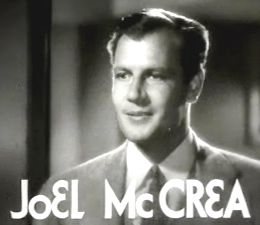 Joel McCrea