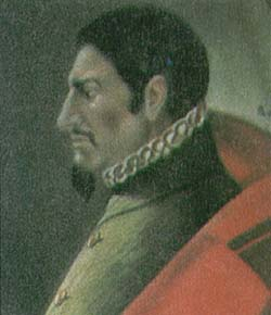 Juan Buenaventura de Borja y Armendia Spanish noble, Presidente de la Real Audiencia de Santa Fe de Bogotá