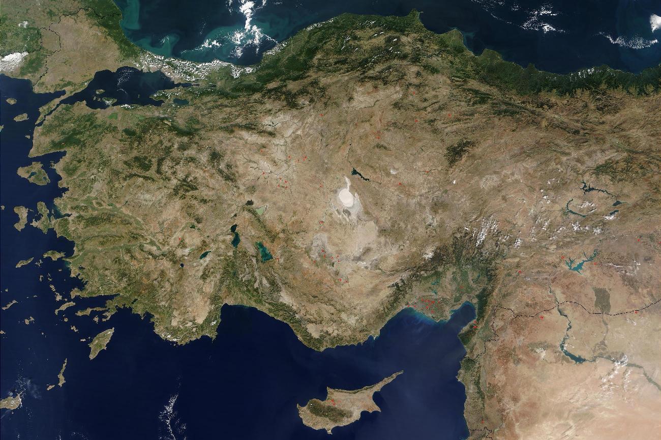 Geography of Turkey - Wikipedia