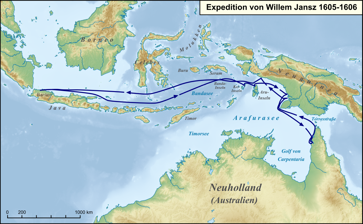 expeditions around world northern route detail