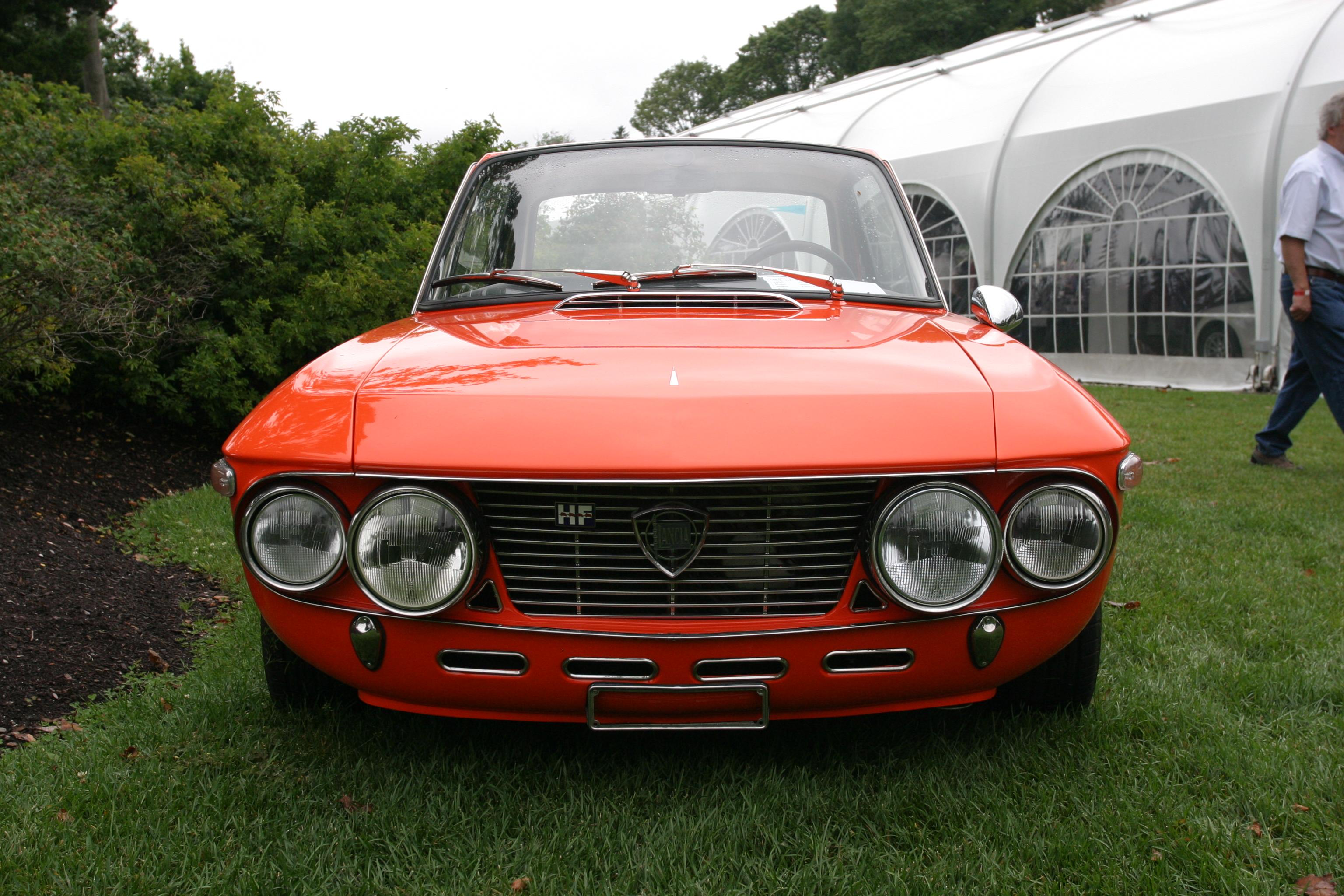 Annonces Lancia Fulvia d' occasion mises en vente par des concessionnaires et