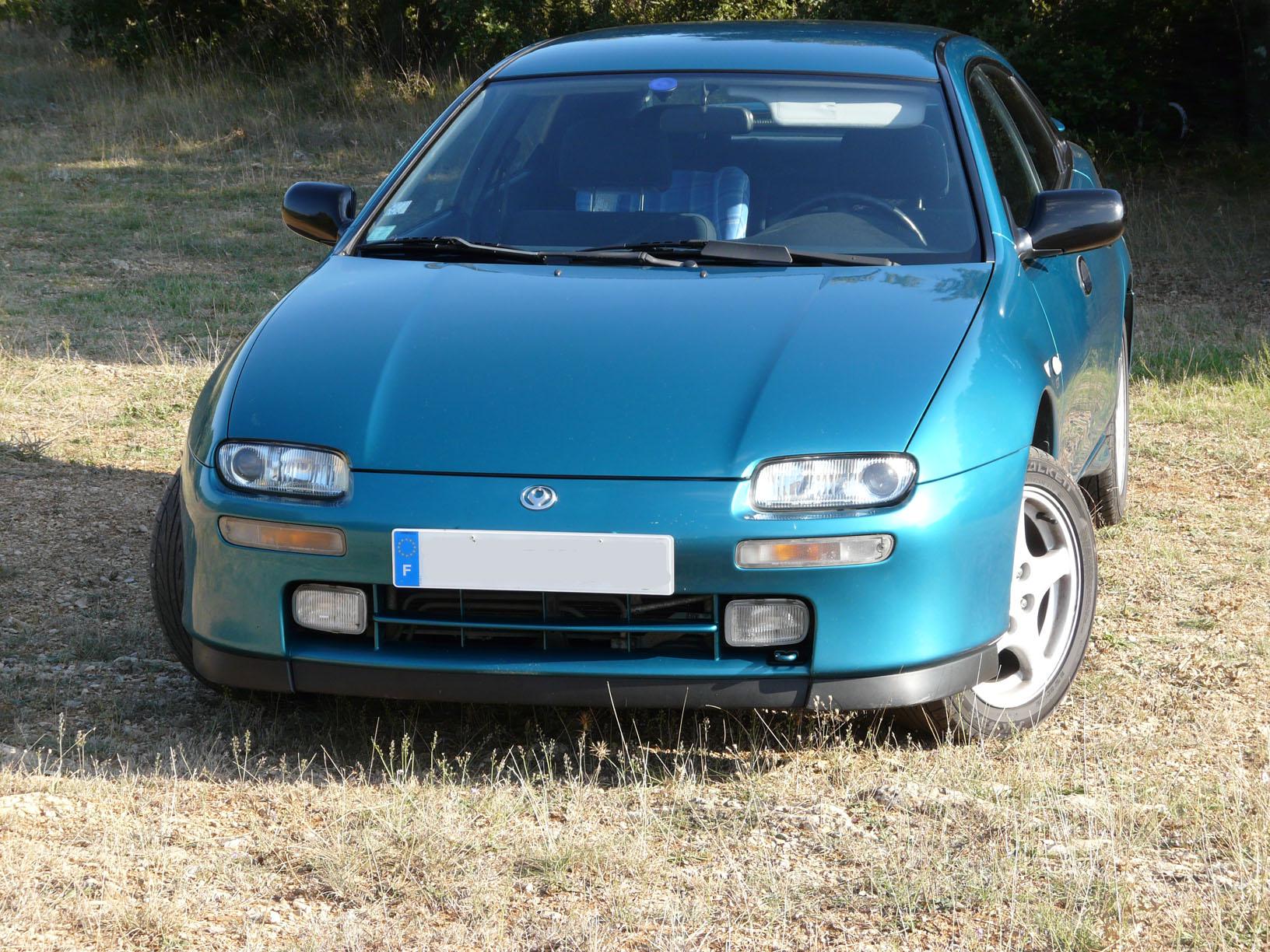Mazda Cars Gallery  Mazda Lantis Car