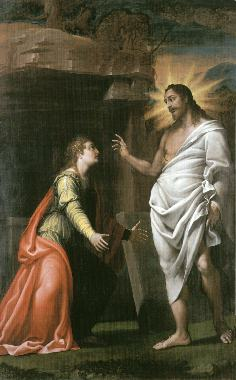 22 juillet Sainte Marie Madeleine Lomazzo%2C_Giovanni_Paolo_-_Noli_me_tangere_-_Pinacoteca_Civicacivica%2C_Vicenza