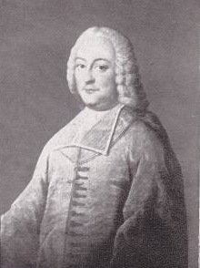Guillaume-Louis du Tillet French politician; last bishop of Orange