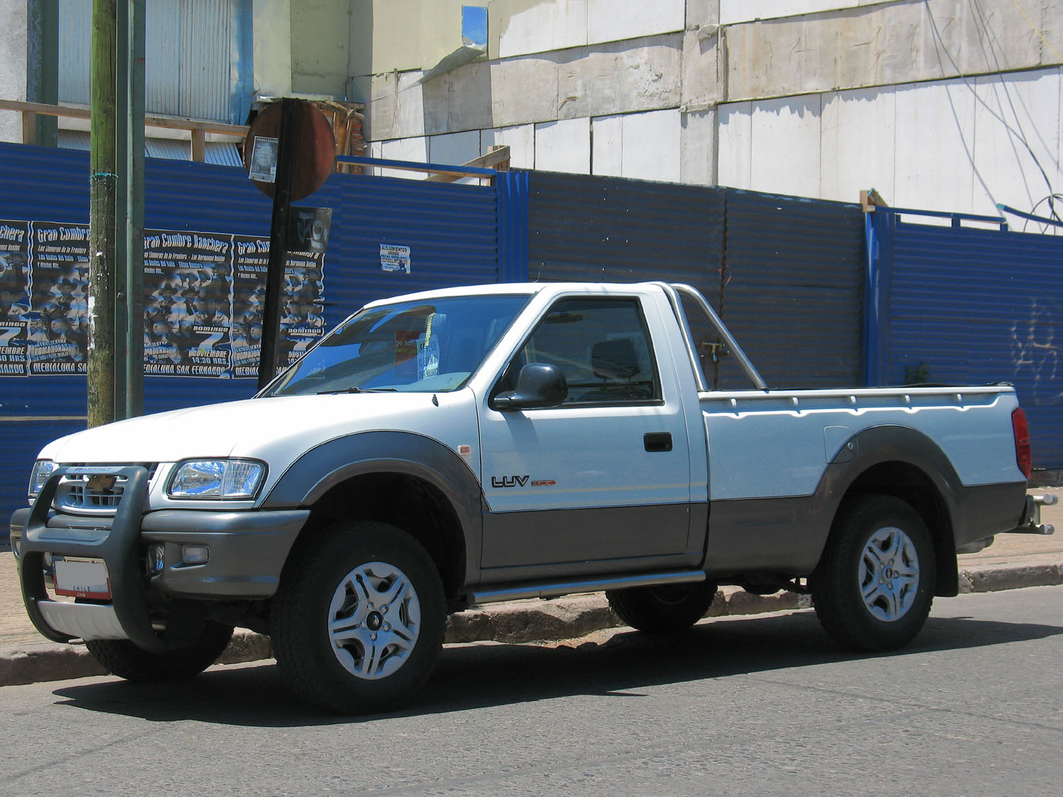 Long Bed Isuzu Pup Bed Deminsions