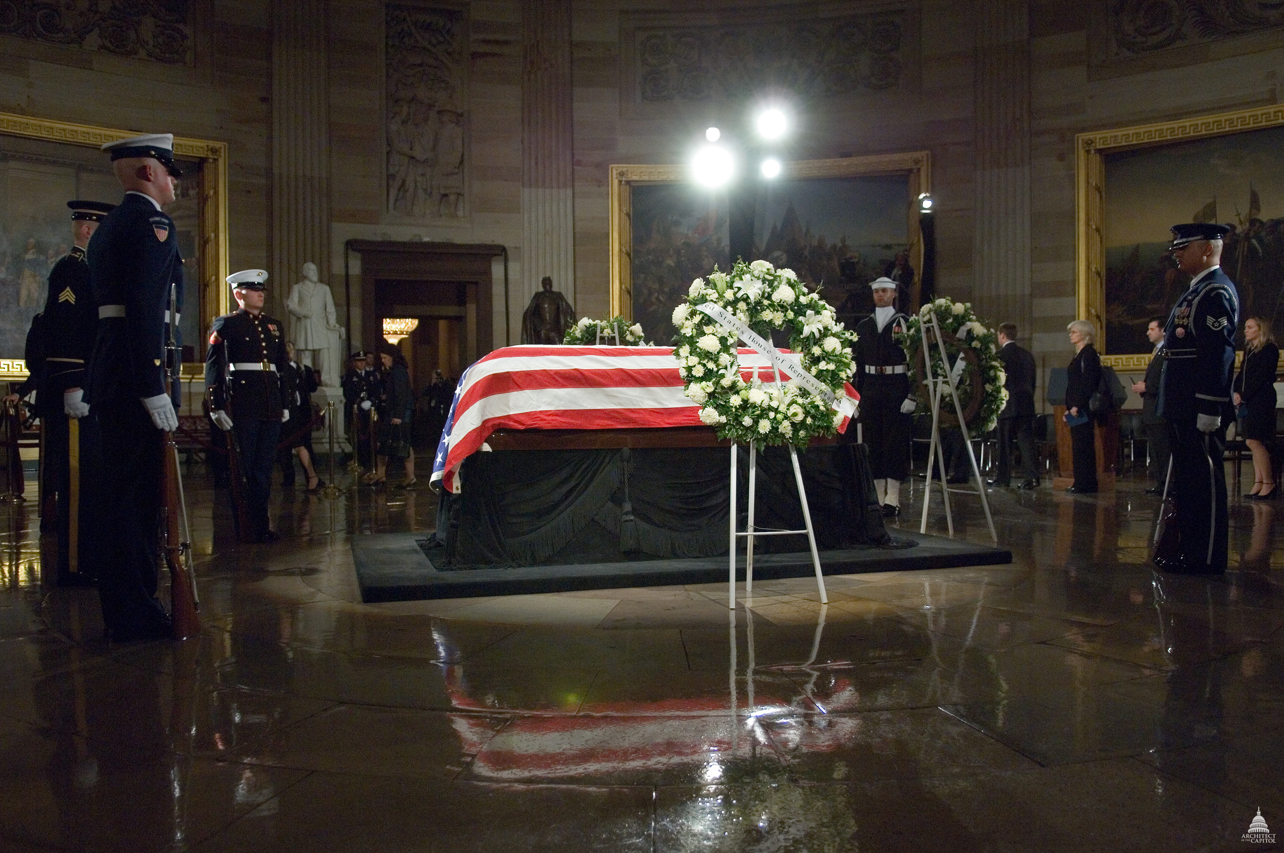 Death and state funeral of Gerald Ford - Wikipedia