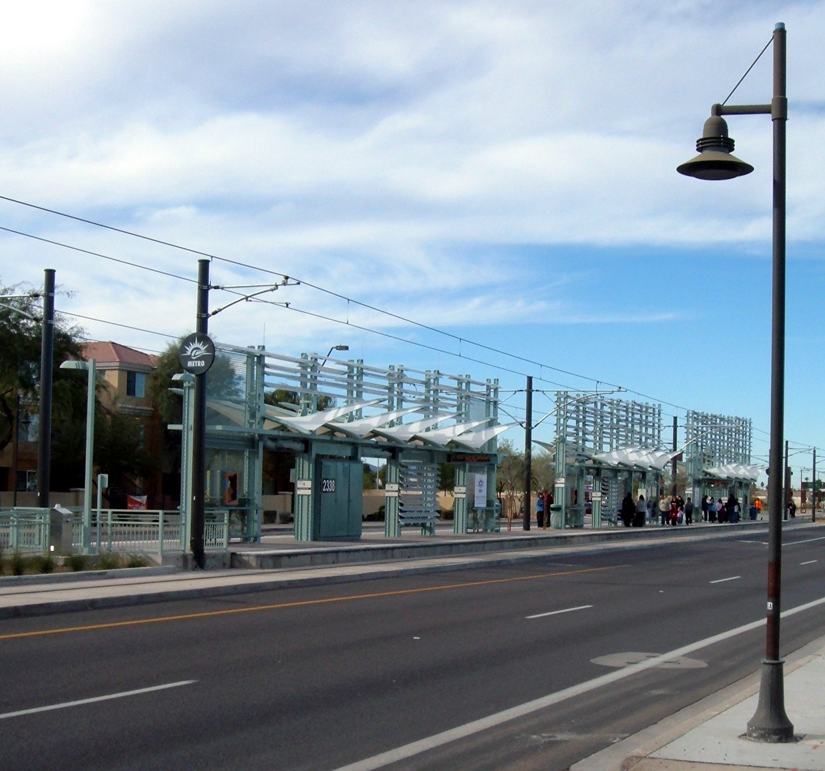 Light Rails: Price-101 Freeway/Apache Boulevard
