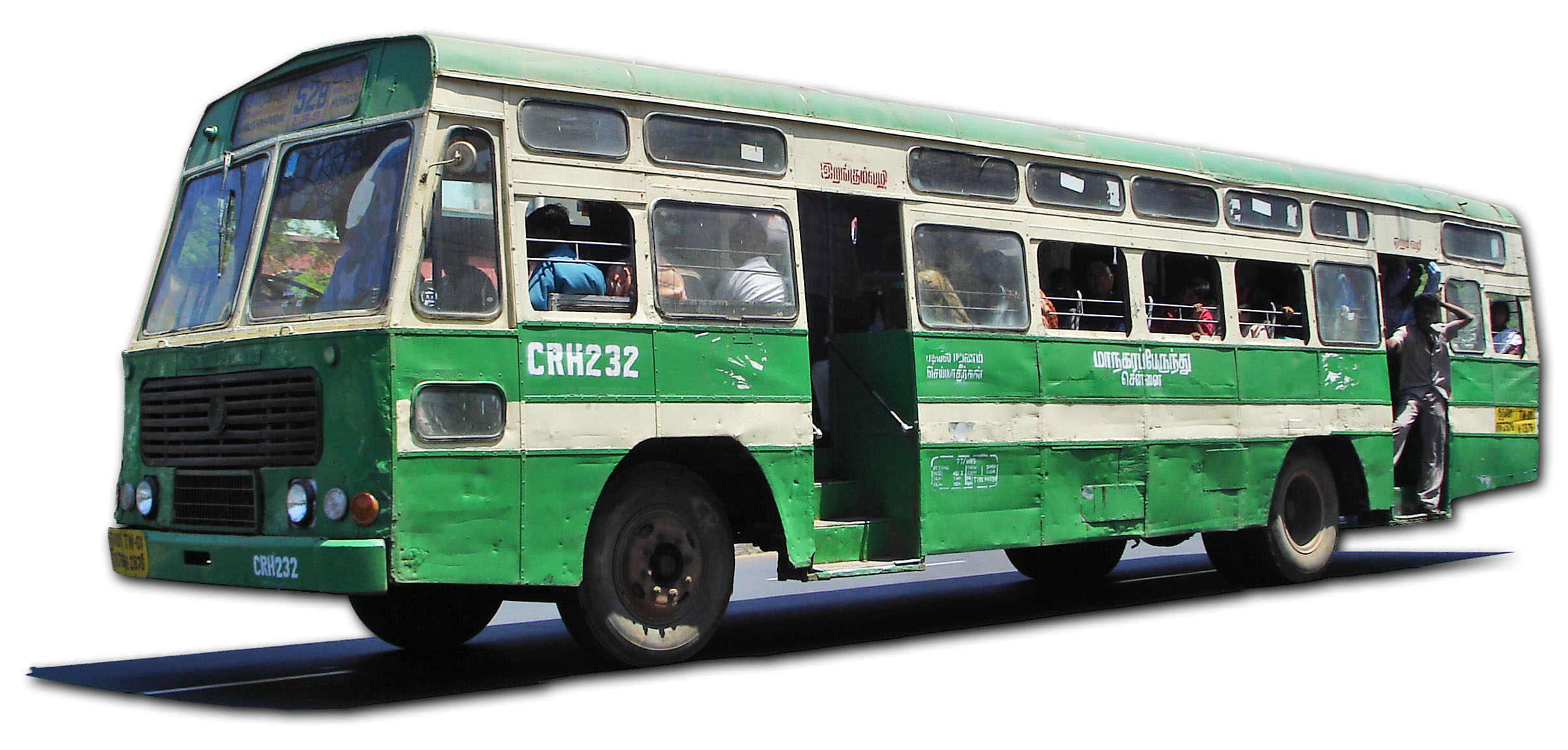 Old Bus 81