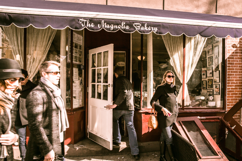 Magnolia Bakery, 401 Bleecker Street, New York, NY 10014, USA - Jan 2013 O.jpg
