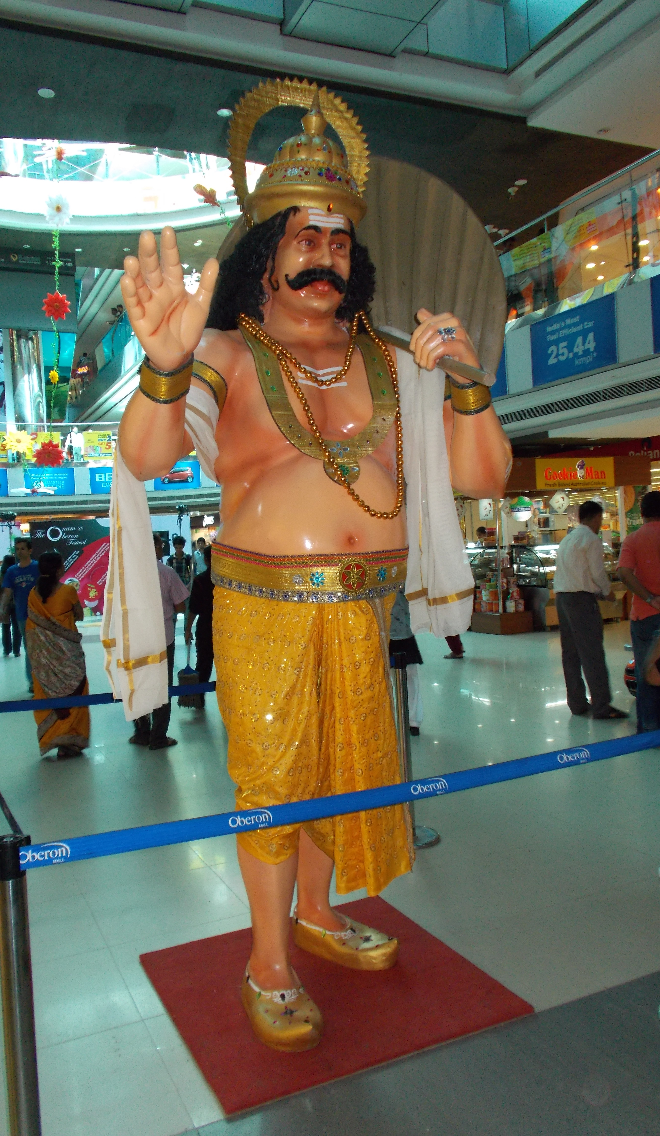 an analysis of the character of mahabali in the indian scriptures Rss triggers row by questioning legend behind onam - nothing to support the legend that vamana had sent mahabali to the netherworld through deceit and the king visits the land annually to.