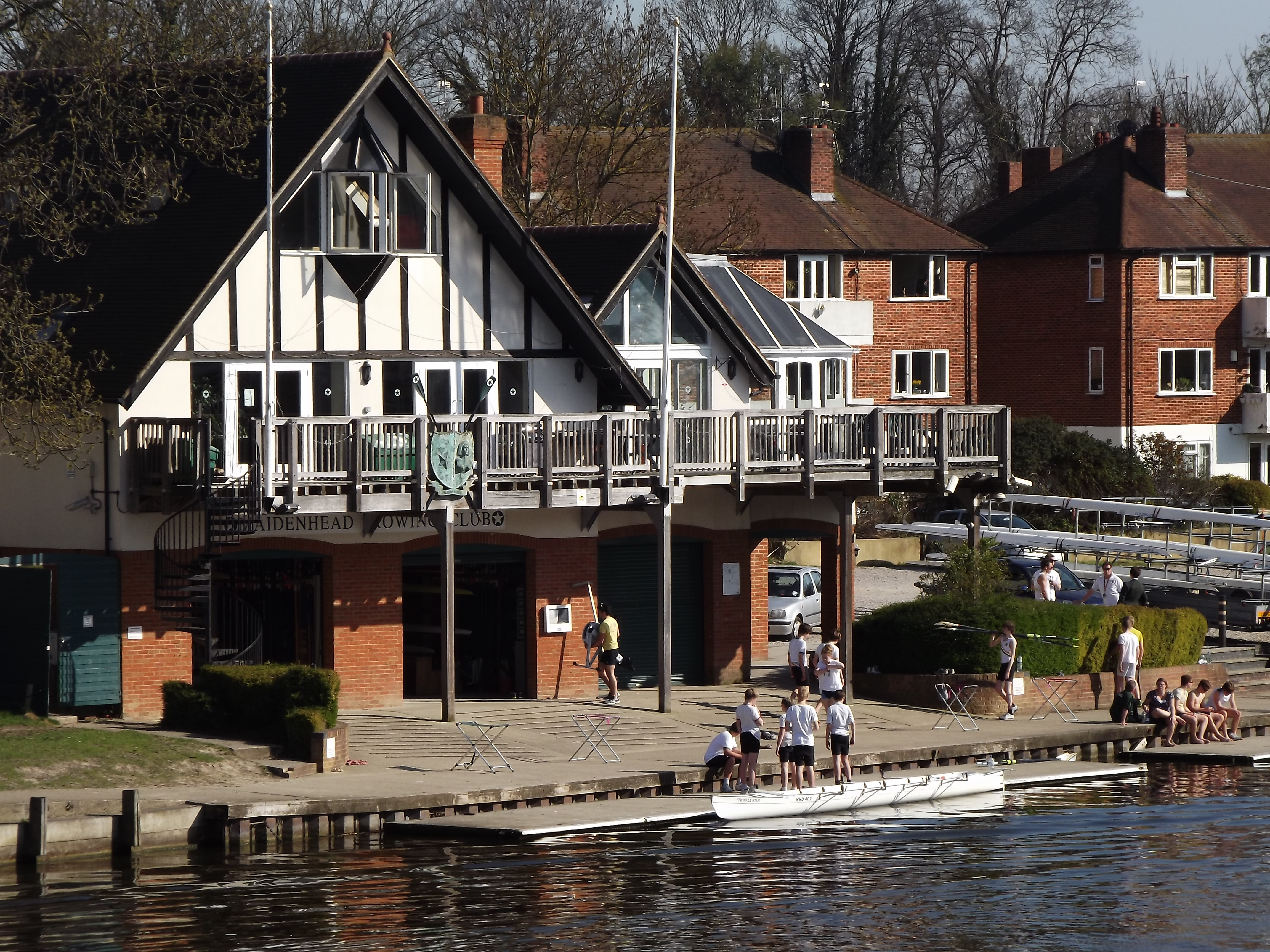 Maidenhead RC Boathouse