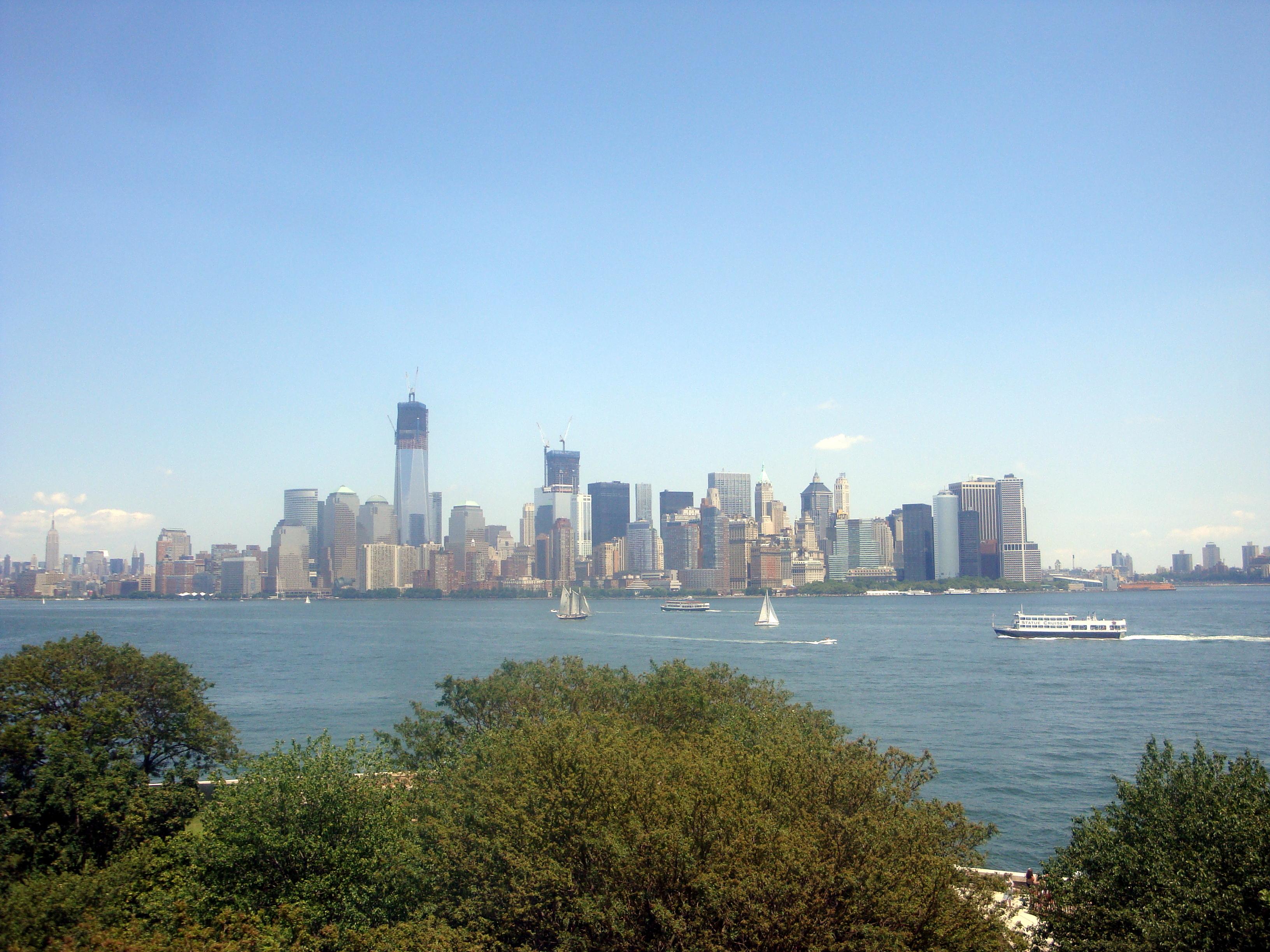 Ellis Island Manhattan New York