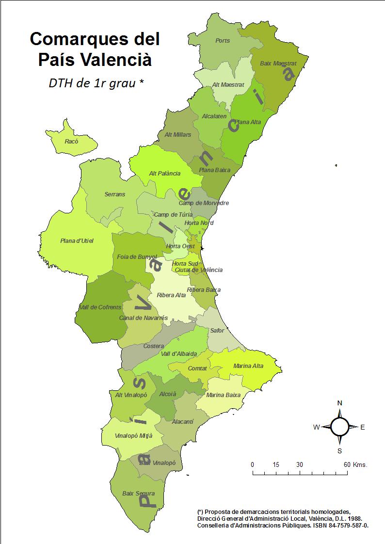 PortalAtles geopoltic del Pas Valenci  Wikiwand