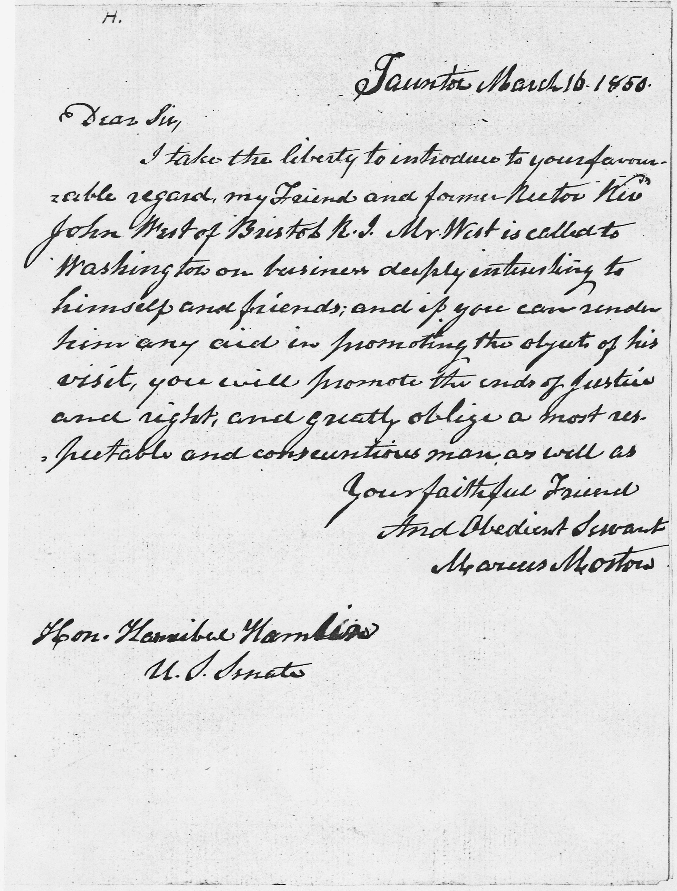https://upload.wikimedia.org/wikipedia/commons/a/a7/Marcus_Morton_Letter_to_Hannibal_Hamlin_March_16%2C_1850_-_NARA_-_192994.jpg