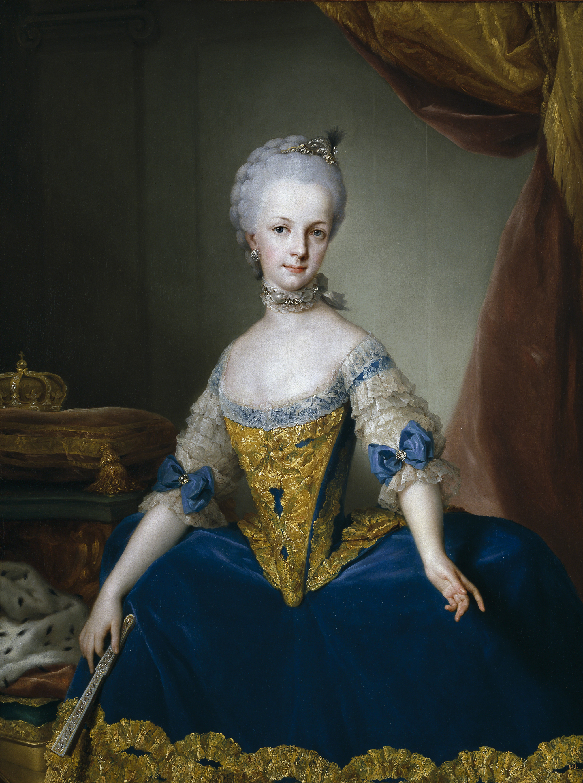 marie antoinette letter to her mother 1773 essay