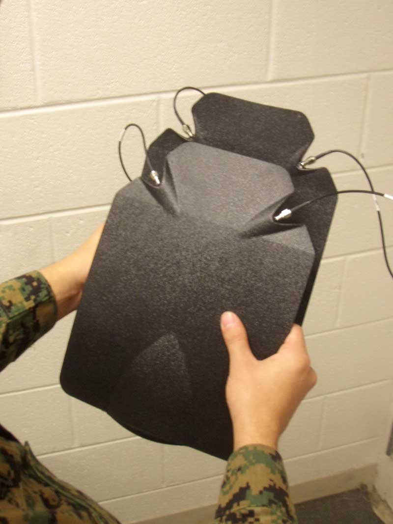 Tactical Vest Antenna System - WikiVividly