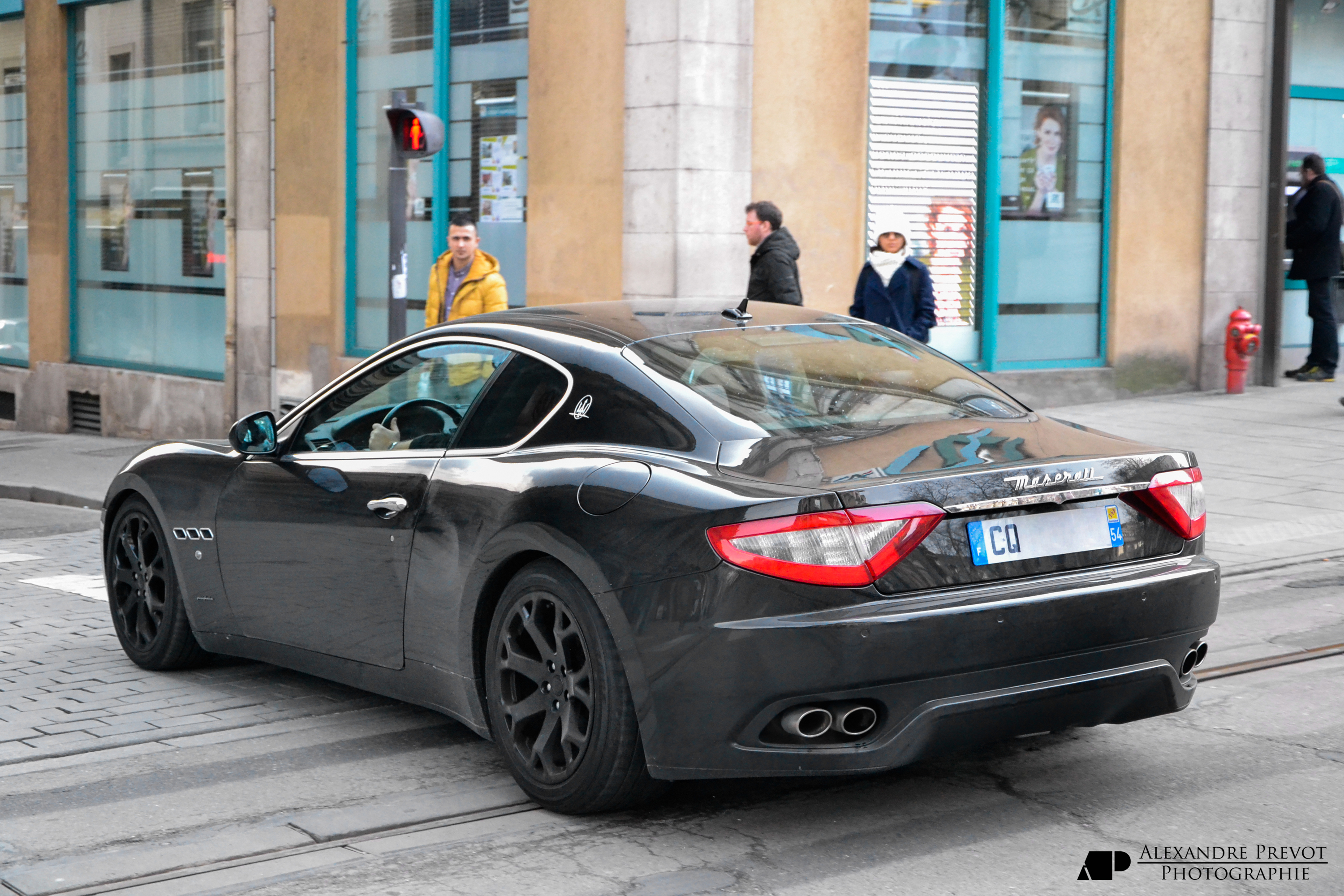 Maserati Sebring Design Envisions A More Sophisticated