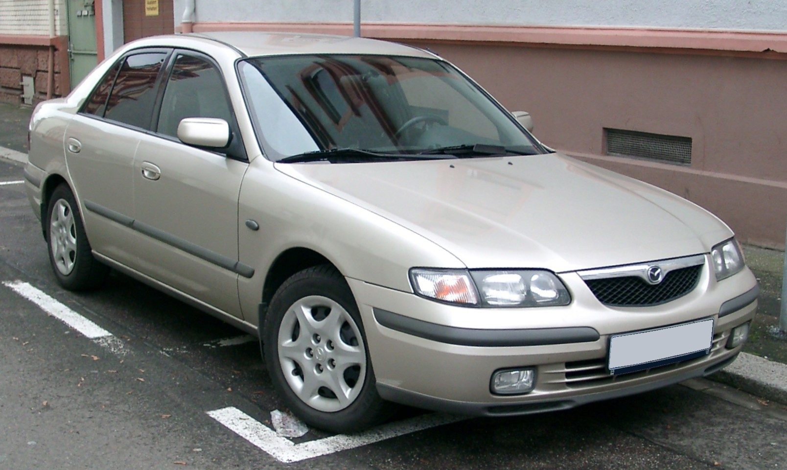 Kekurangan Mazda 626 1998 Review