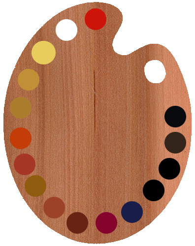 Painting Palette Images