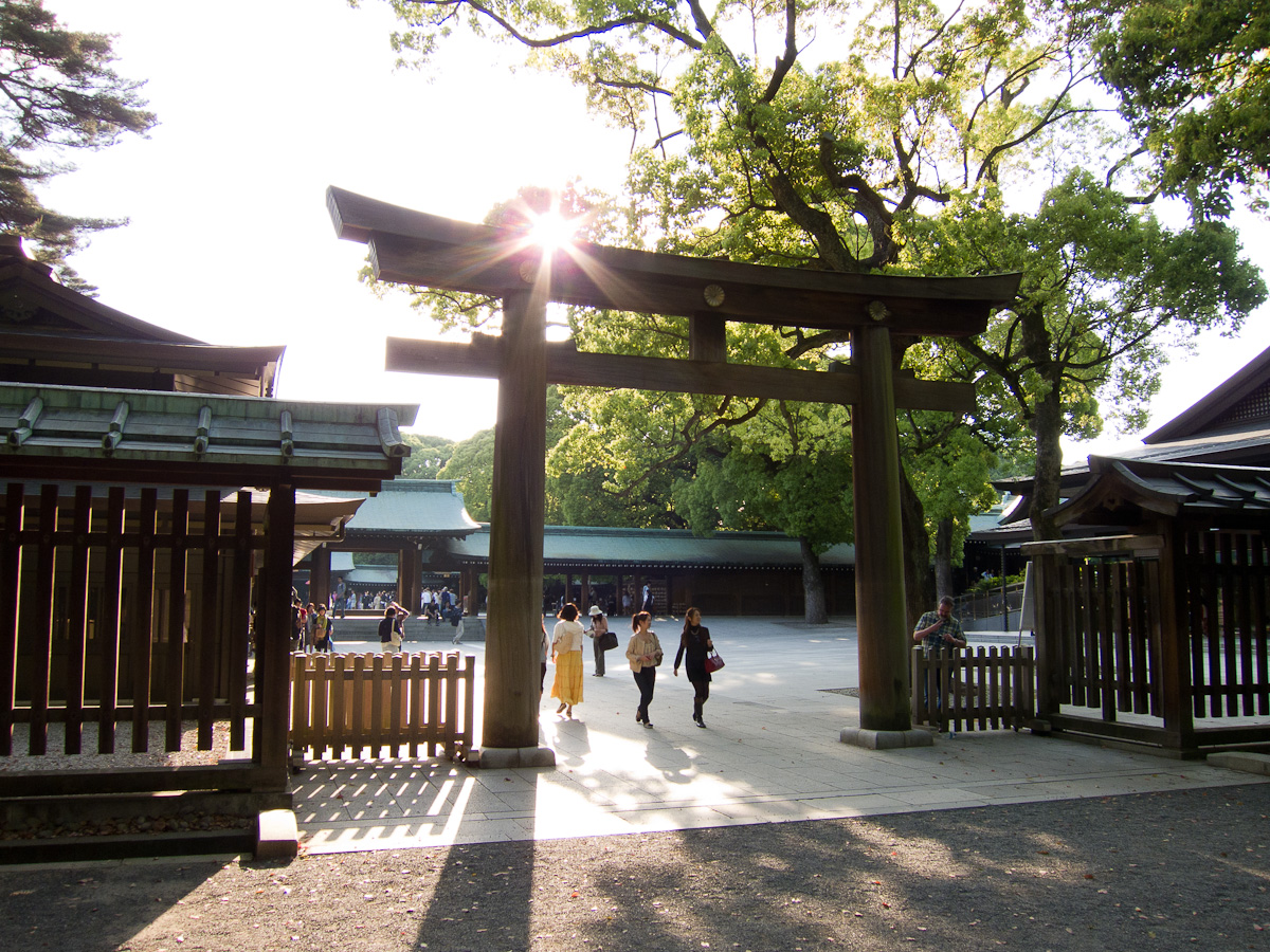 shrine entrance