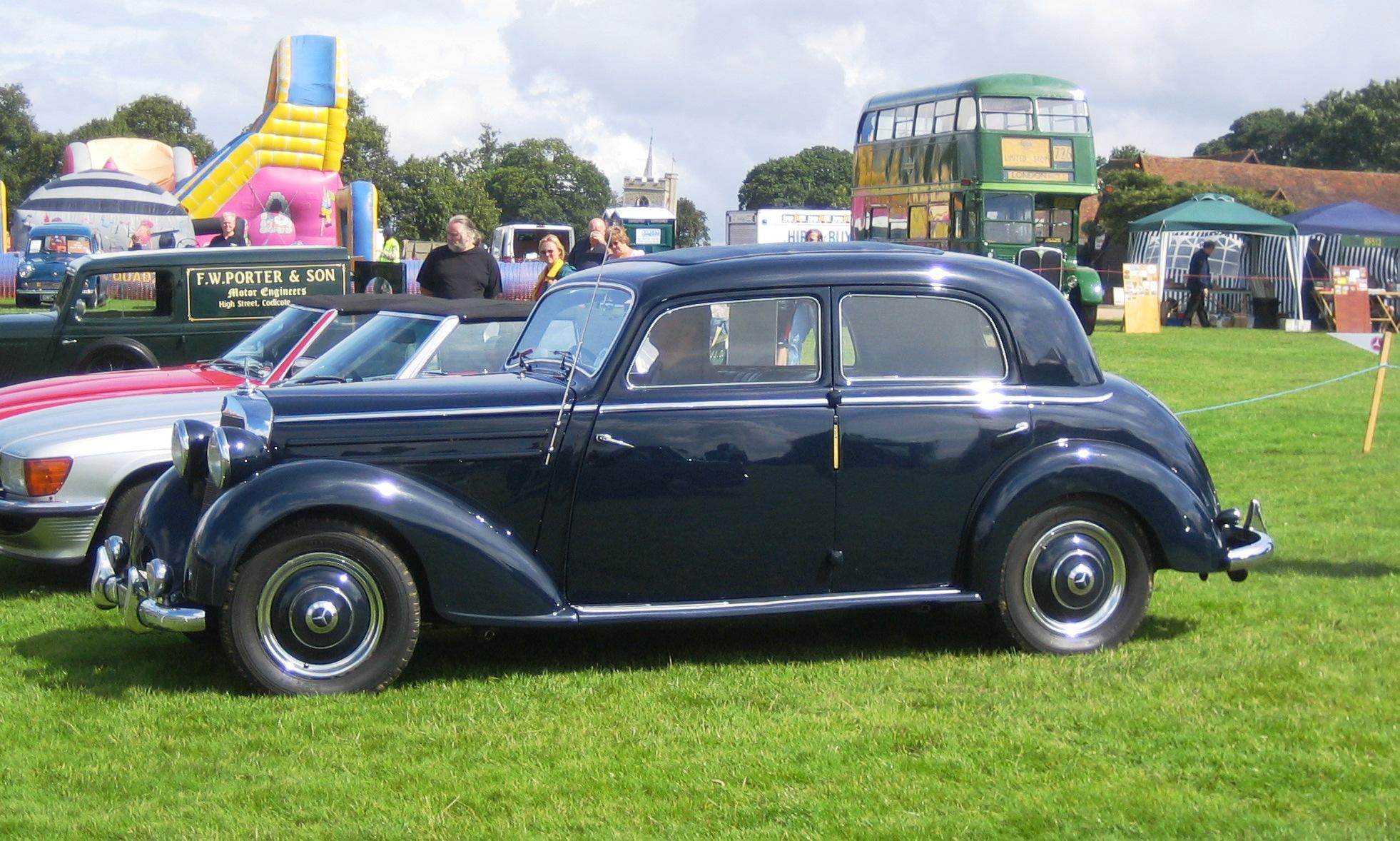 File mercedes benz 170d bj ca 1952 in for Mercedes benz california