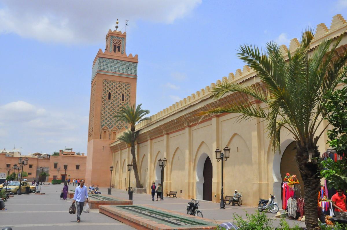 Kasbah Mosque Marrakech Wikipedia
