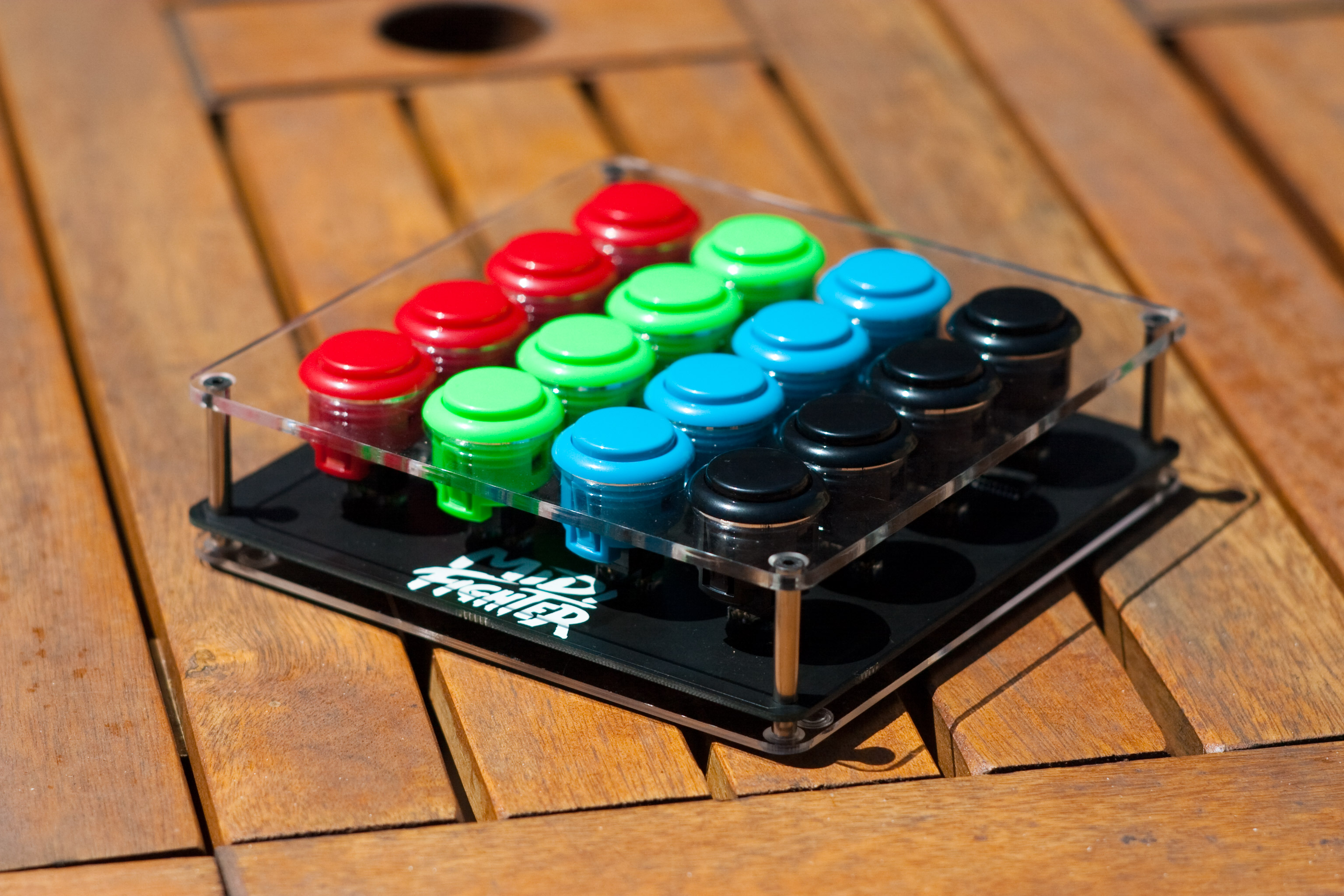 how to use a midi fighter