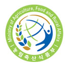 Ministry of Agriculture, Food and Rural Affairs (South Korea) logo