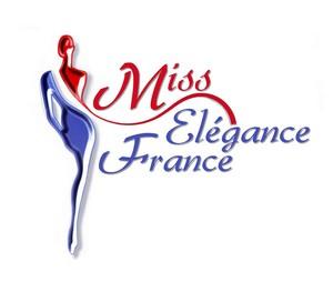 Logo du concours Miss Élégance France