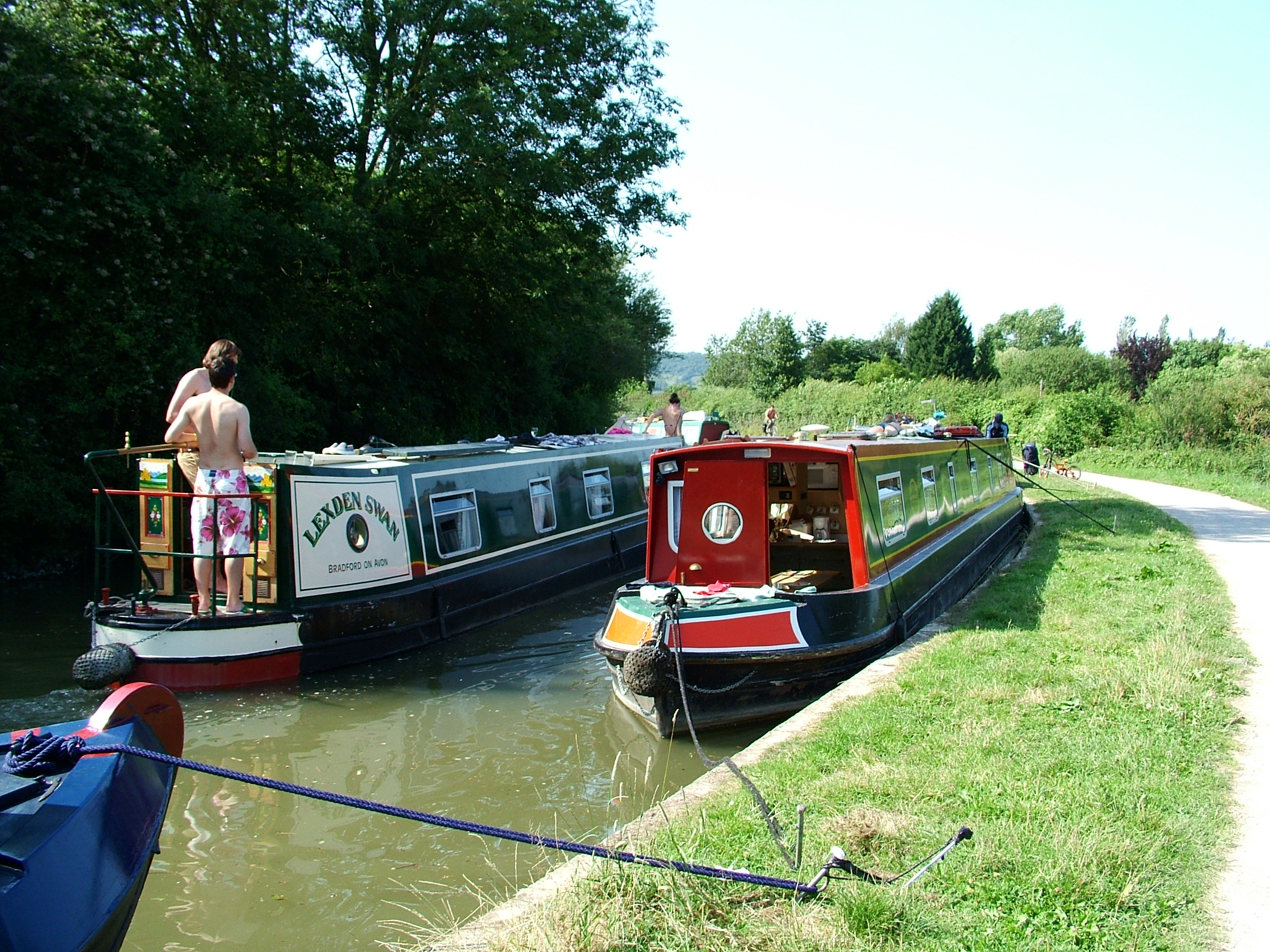 Narrow boat hull plans Info | Antiqu Boat plan