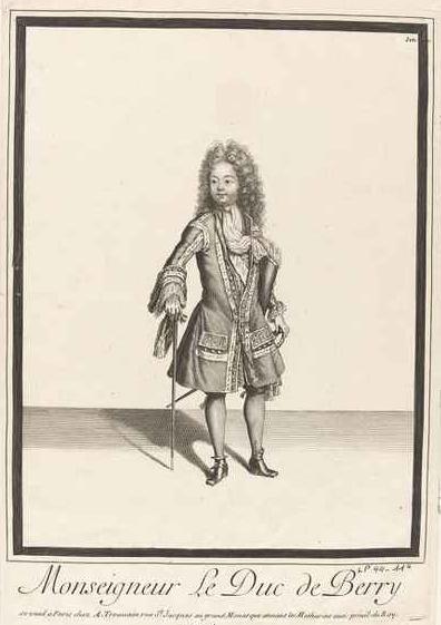Charles, Duke of Berry (1686–1714) #