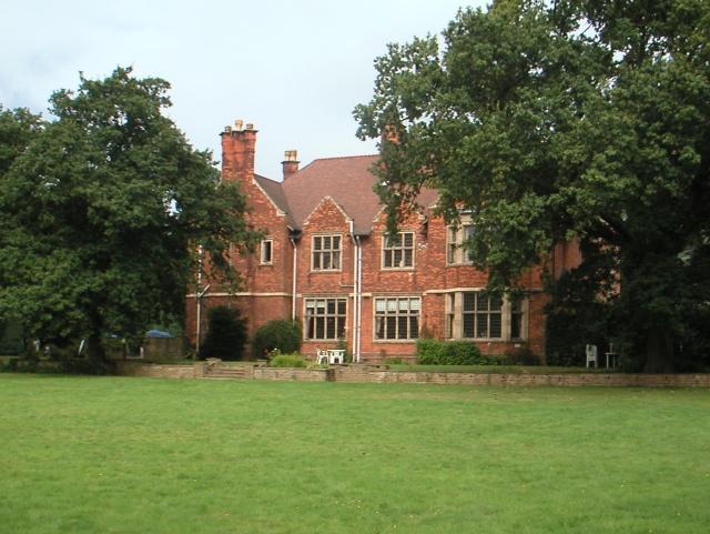 Moxhull Hall