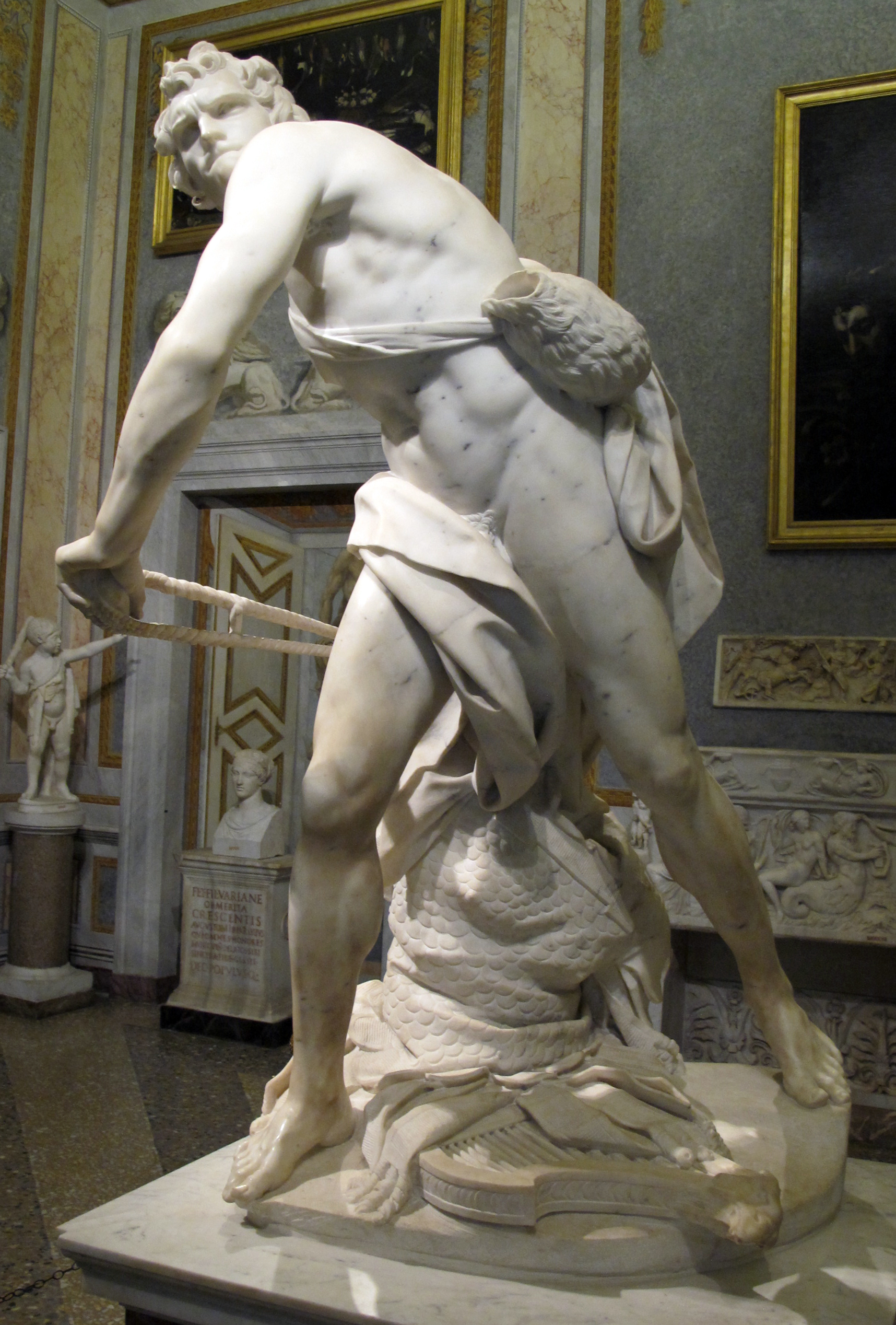 an analysis of the sculptures of david by donatello verrocchio michelangelo and bernini What is the difference between donatello and michelangelo's and verrocchio david donatello's david does not seem as much of is bernini's david.