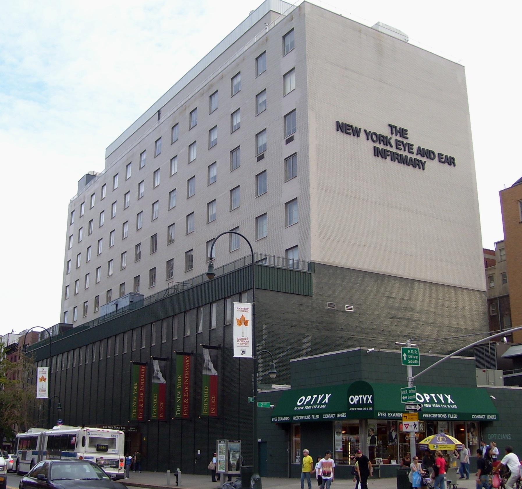 Eye And Ear Hospital Pittsburgh Emergency Room