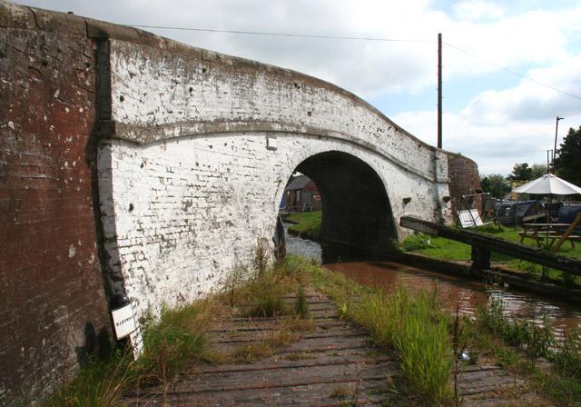 Nantwich Junction Bridge, Shropshire Union Canal - geograph.org.uk - 701898