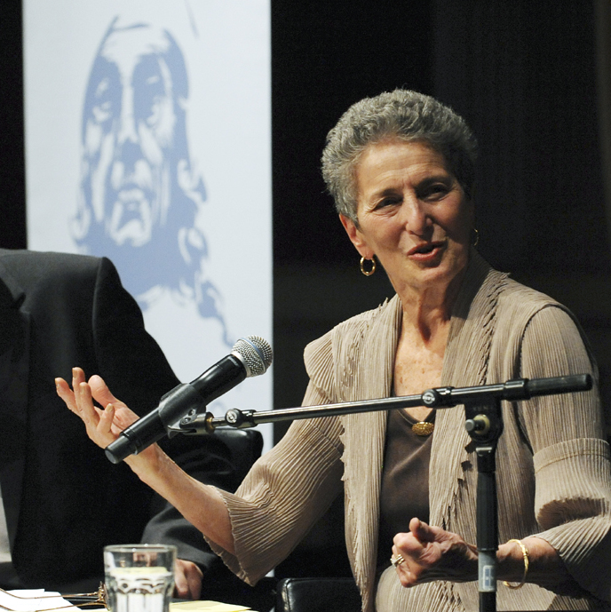 Davis at an event for the [[Holberg Prize]] in 2010