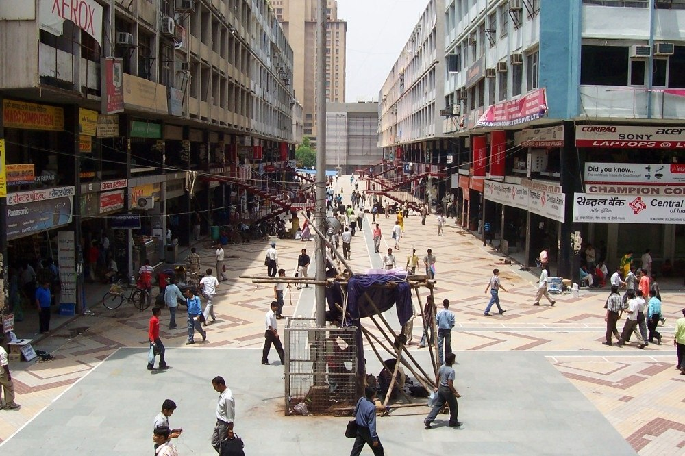 Nehru Place courtesy Wikipedia
