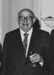 Nicholas Kaldor British/Hungarian economist